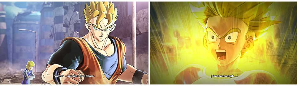 Dragon Ball Xenoverse - Capítulo 6