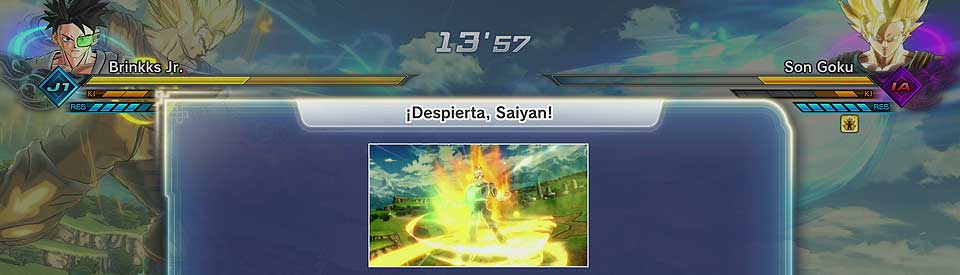 Dragon Ball Xenoverse 2 - Habilidad Super Saiyan