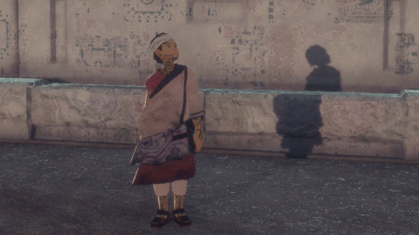 The Last Guardian - Traje con Cuernos