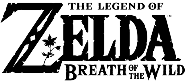 Logo Zelda Breath of the Wild