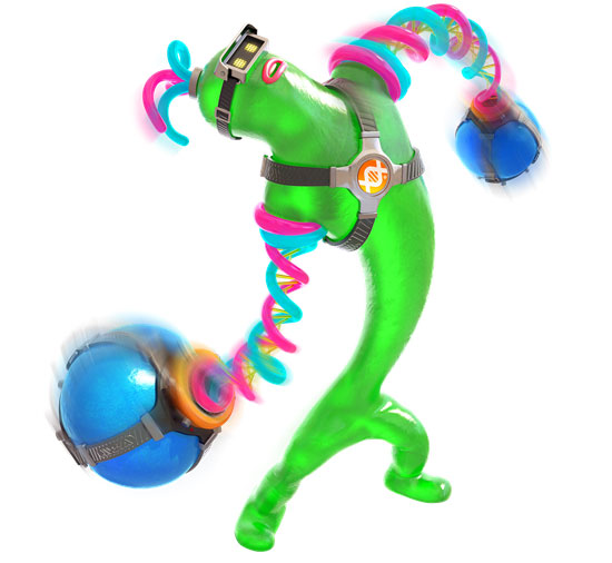 Arms Luchador Helix