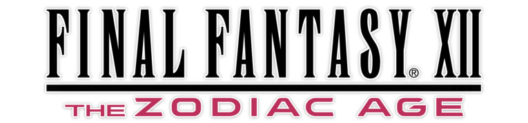 Logo Final Fantasy XII - The Zodiac Age