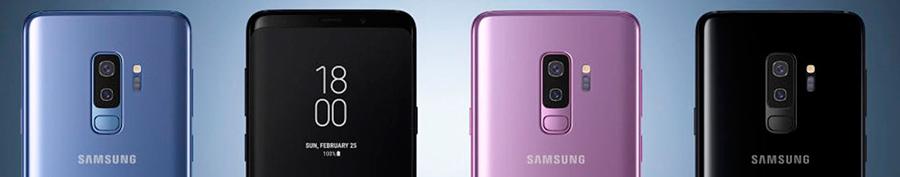 Cómo empezar a usar el Samsung Galaxy S9