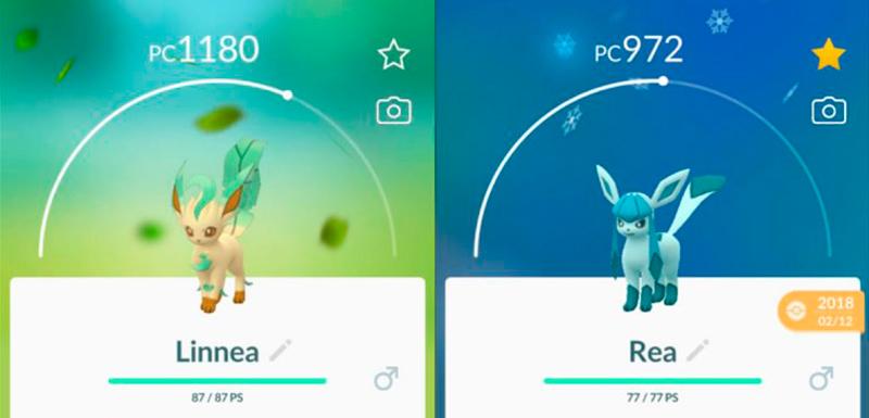 Pokémon Go Cómo Conseguir A Glaceon Y Leafeon Trucos Com