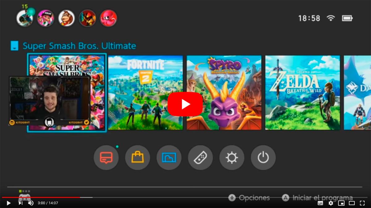 Cómo Descargar Juegos Gratis En Nintendo Switch Trucos Com
