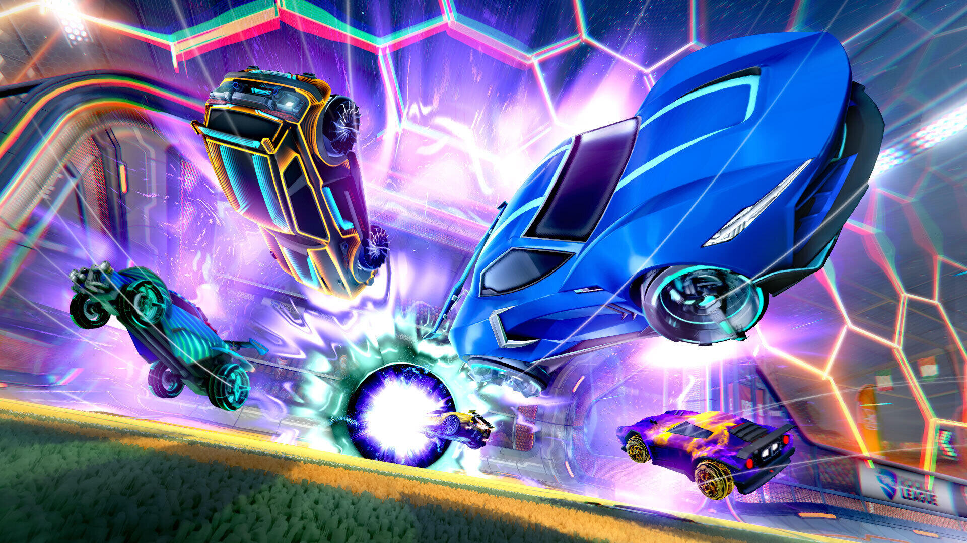 Cómo descargar Rocket League gratis en PS4, Switch, Xbox One y PC