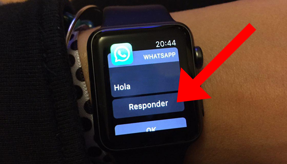 Cómo instalar WhatsApp en Apple Watch 5